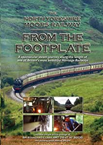 From the Footplate - Yorkshire Moors [Import anglais]
