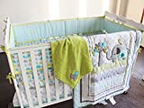 New Baby Safari Elephant 8pcs Crib Bedding Set - Best Reviews Guide