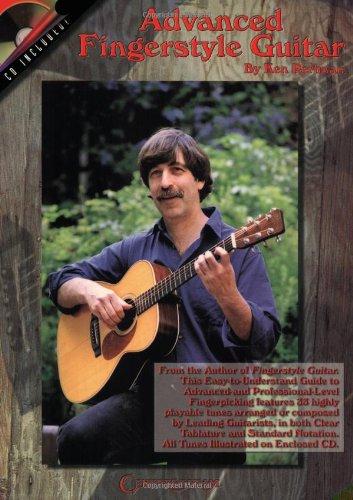 Read Online Advanced Fingerstyle Guitar ebook