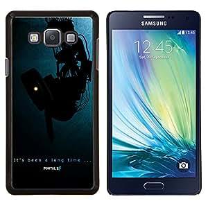Stuss Case / Funda Carcasa protectora - Portal de Apertura - Samsung Galaxy A7 A7000