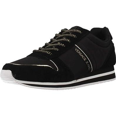 Versace Jeans Eovtbsa1 Low Schwarz Sneaker Damen dxWrCeBo