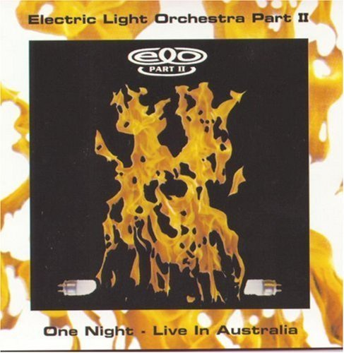 One Night - Live in Australia by Electric Light Orchestra Part II (1997-05-20) by  (Image #1)