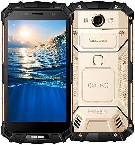 DOOGEE S60 - IP68 a Prueba de Agua Smartphone 6GB RAM 64GB ROM 5.2 ...