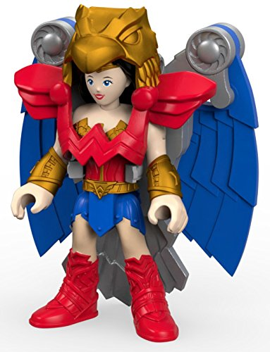 Fisher-Price Imaginext Wonder Woman Action Figure