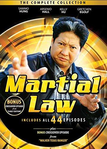 Risultati immagini per marshall law serie tv
