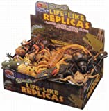 Imperial Creatures Of The World Replicas Life-like, Replicas, 1 ea (Pack of 24)