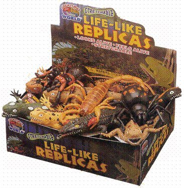 Imperial Creatures Of The World Replicas Life-like, Replicas, 1 ea (Pack of 24) by Imperial