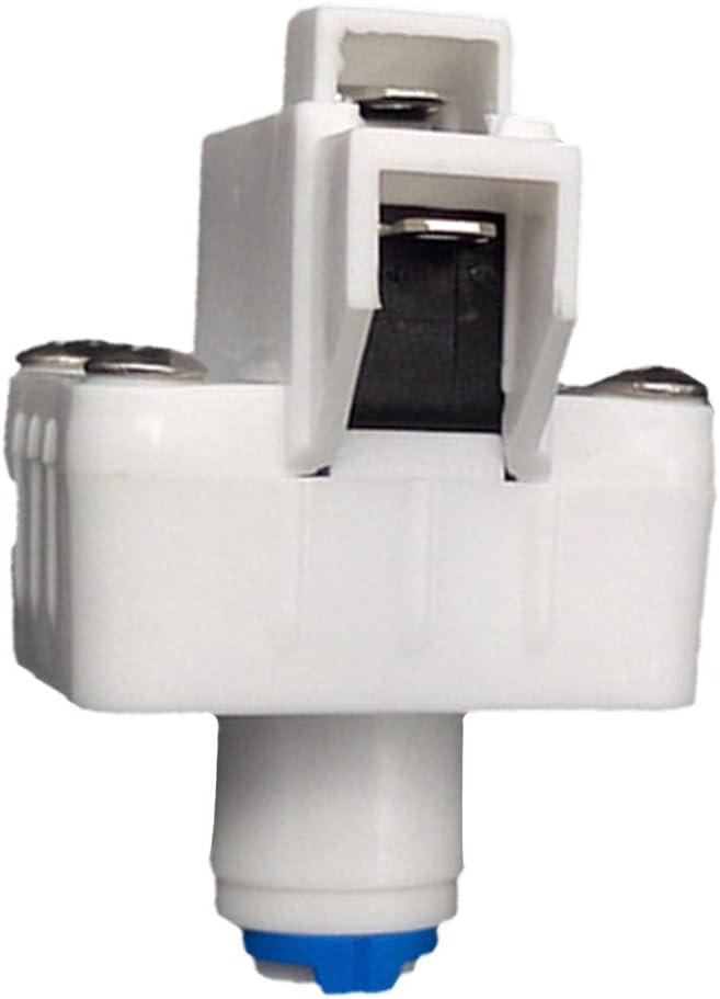 DASS Die Pumpe Im Leerlauf L/äuft Almencla Wasserfilter 2 Punkte Niederdruckschalter Unterbrechen Der Stromversorgung Verhindern Sie