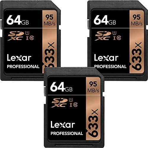 lexar 64 gb cf - 6