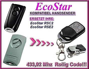 Ecostar Rsc2 Ecostar Rse2 Kompatibel Handsender Ersatz