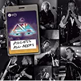《Access All Areas》ライヴ・イン・UK1990 [DVD]