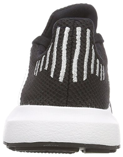 Ftwbla adidas Unisex Plamet 000 Running Black Kids' Shoes Swift Negbas C wwarz