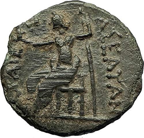 (194 GR ASEA in Achaia ACHAIAN LEAGUE Very Rare 194BC Anc coin Good)