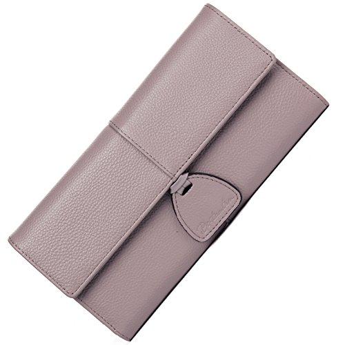 BOSTANTEN RFID Wallets For Women Credit Card Holder Wallet Clutch Slim Purse (Designer Ladies Wallets)