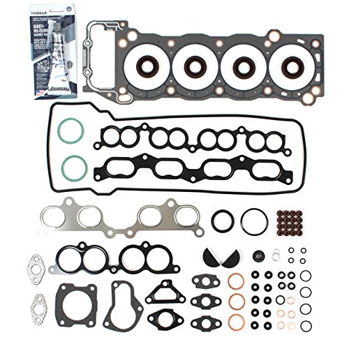 Pickup Cylinder Head Gasket - CNS EH022E1 Graphite Cylinder Head Gasket Set for Toyota Tacoma Pickup 2.4L 2.7L T100 4Runner 2RZFE 3RZFE Engine 95-04