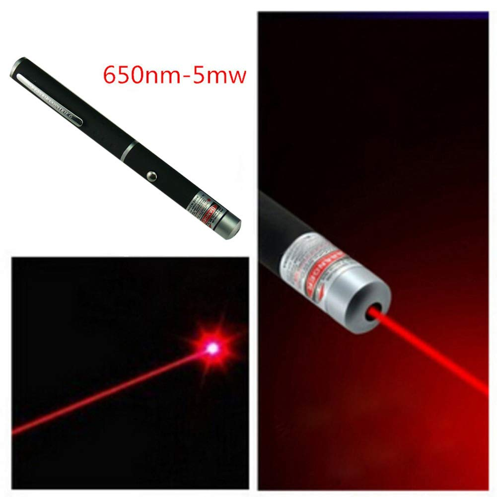 Multi Shapes Images High Power Red Laser Pointer Pen Lazer Visible Beam Light