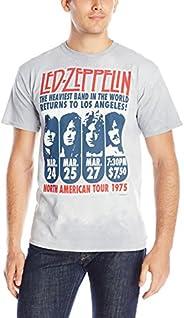 Liquid Blue Men's Led Zeppelin Hermit Short Sleeve T-S