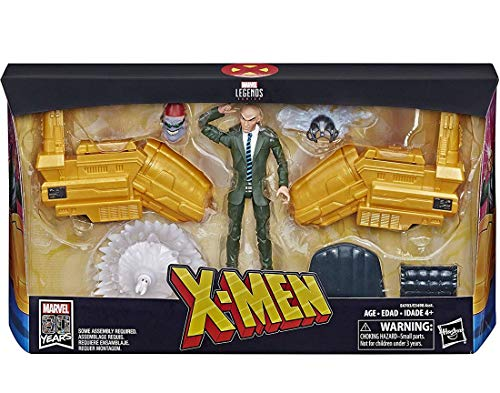 """Marvel Legends Series 6"""" Professor X with Hover Chair from Marvel"""