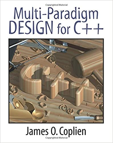 Book Multi-Paradigm Design for C++