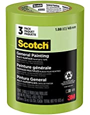 Scotch® Masking Tape for Professional Painting