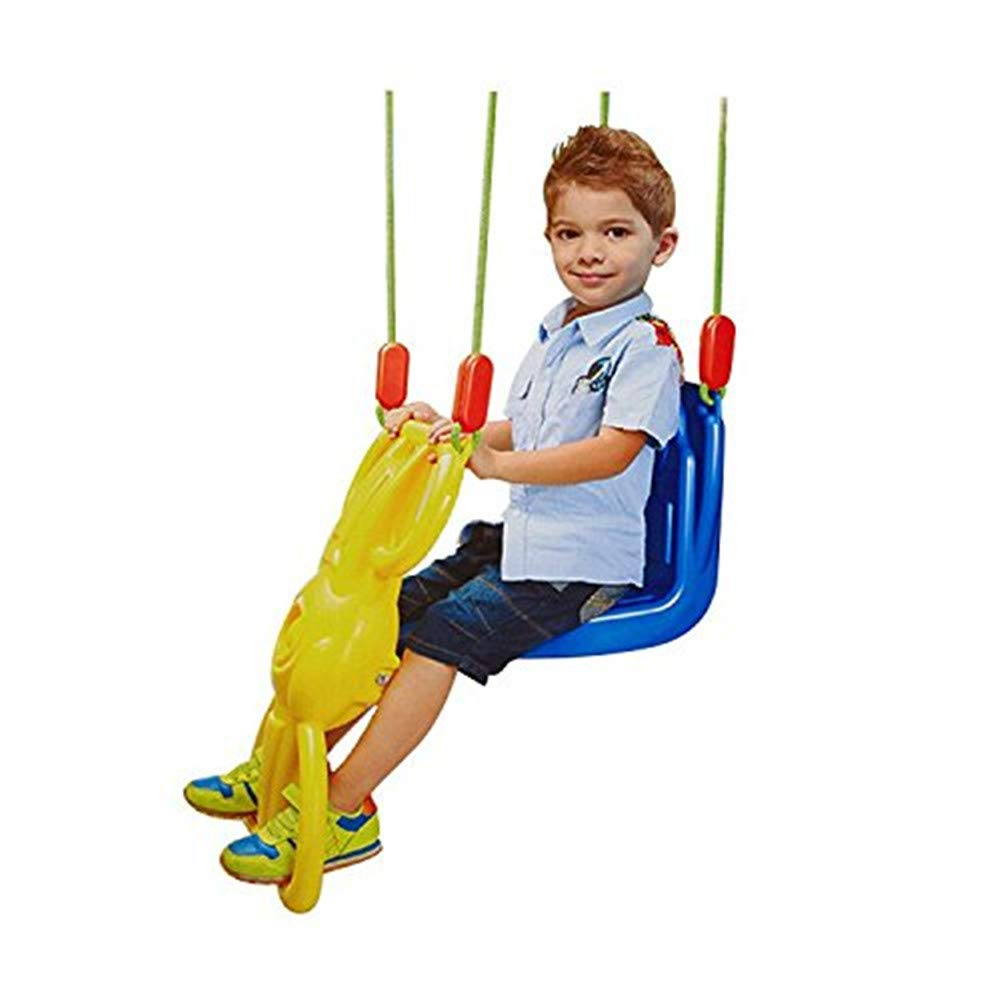 COLOR TREE Heavy Duty Glider Swing for Kids Fun Swing Seat