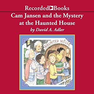 Cam Jansen and the Mystery at the Haunted House Audiobook