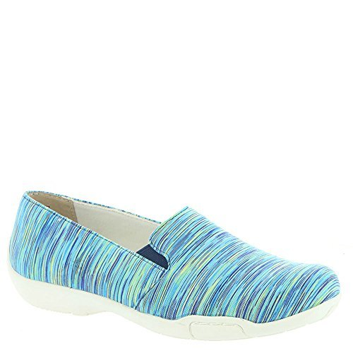 Ros Hommerson Womens Carmela Low Top Slip On Fashion, Blue Multi, Size 9.0 -