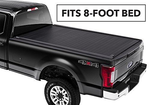 (Retrax 80384 PRO MX Retractable Truck Bed Cover | fits Super Duty F-250-450 Long Bed (17-up))