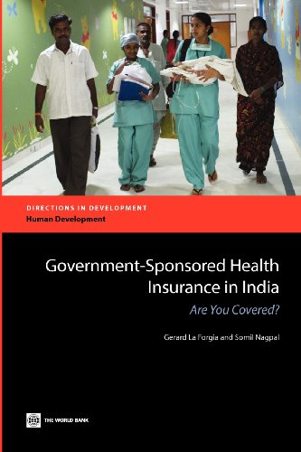Government-Sponsored Health Insurance in India: Are You Covered? (Directions in Development) Pdf