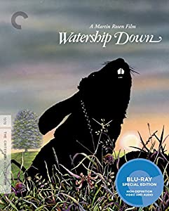 Cover Image for 'Watership Down'