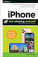 iPhone: The Missing Manual, 13th Edition Front Cover