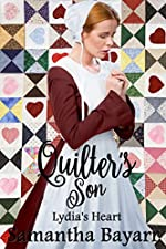 Amish Romance: The Quilter's Son: Lydia's Heart:Book 2