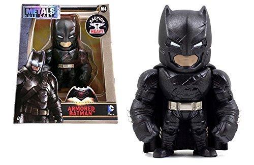 METALS Batman V Superman 4 Inch Die-Cast Figure - Armored Batman (M4) by METALS