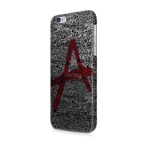 iPhone 6/6S (4.7 Inch) Cover, Bretfly Nelson® PRETTY LITTLE LIARS Serie Plastica dura Snap-On Case Pelle Cover Per iPhone 6/6S (4.7 Inch) GDGFJLO559732