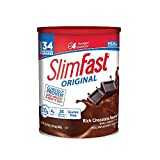 Cheap SlimFast – Original Meal Replacement Shake Mix Powder – Weight Loss Shake – 10g of Protein – 24 Vitamins and Minerals Per Serving – Great Taste – 31.18 oz. – Rich Chocolate Royale Flavor