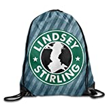Lindsey Stirling Travel Storage Use Backpack Bag