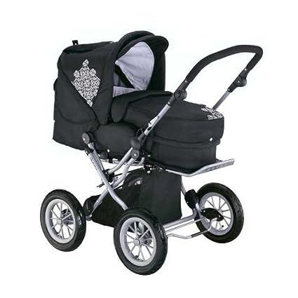 knorr-baby - Carrito capazo (cubierta desmontable, incluye funda ...