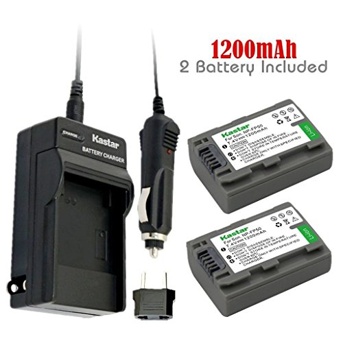 2-battery-charger-for-sony-handycam-dcr-dvd92-np-fp50