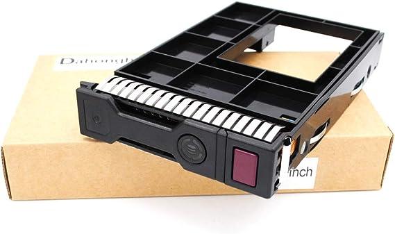 "2.5/"" to 3.5/"" HYBRID Tray Caddy Adapter For HP Proliant DL120 Gen8 G8 G9 Gen9"