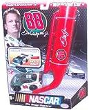 NASCAR Pit Stop Racers Motorized Car with Charger for Ultimate Speedway Track Set #88 - Dale Earnhardt Jr. (Track Set Sold Separately)