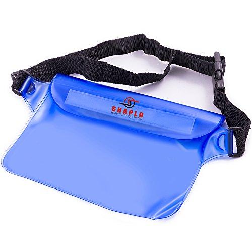 SHAPLO () 100% Waterproof Pouch with Waist Strap