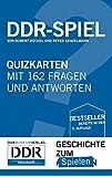 DDR-Spiel. Quizkarten mit 159 Fragen und Antworten