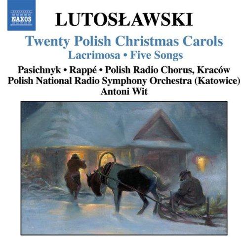 (20 Polish Carols: Hey, hey lovely Lady Mary)