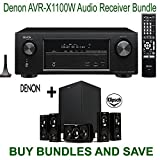 Denon AVR-X1100W 7.2 Channel Full 4