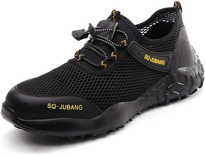 Safety Shoes Women Men Lightweight