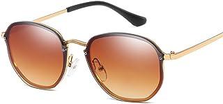 Chahua The sunglasses European and American retro sunglasses fashion glasses generic drivers sunglasses men and women.