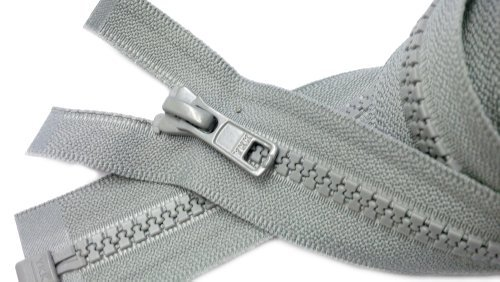 ZipperStop Wholesale Authorized Distributor YKK® Sport Separating Zipper 24 Inch Color Pearl...