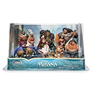 Disney Moana 10 Piece Figure Play Set