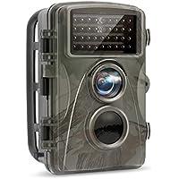 TEC.BEAN Trail Camera 12MP 1080P Full HD Hunting Game...