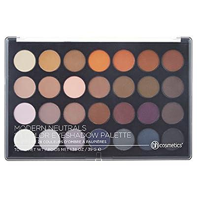 BH Cosmetics 28 Color Matte Eyeshadow Palette - Modern Neutrals